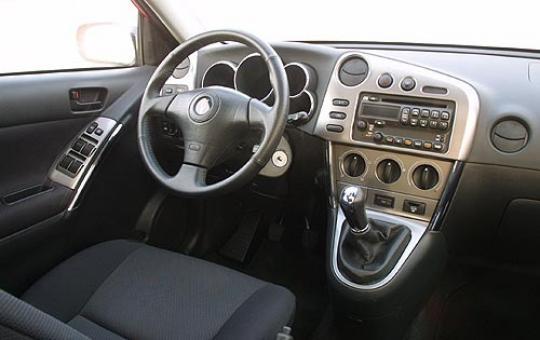 2003 Pontiac Vibe Vin 5y2sn62l53z405307 Autodetective Com