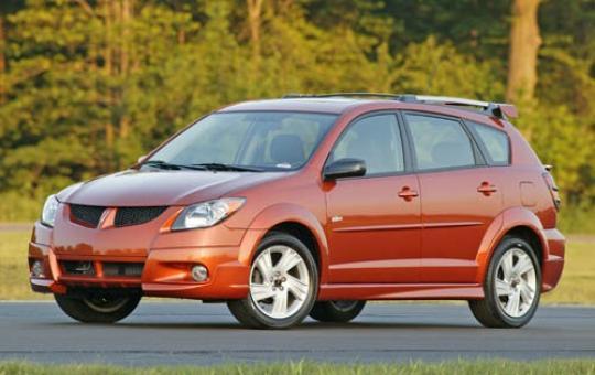 2005 Pontiac Vibe Vin 5y2sl63845z417810 Autodetective Com