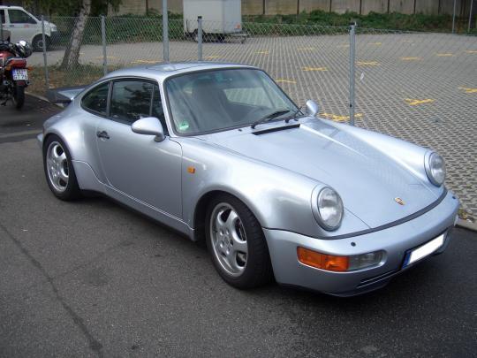 1993 Porsche 911 Photo 1