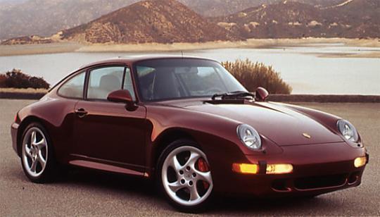 1995 Porsche 911 Photo 1