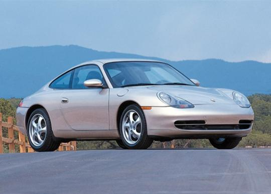 1999 Porsche 911 Photo 1