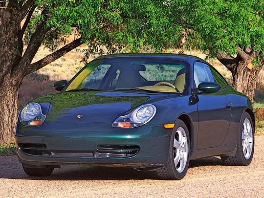 2001 Porsche 911 Photo 1