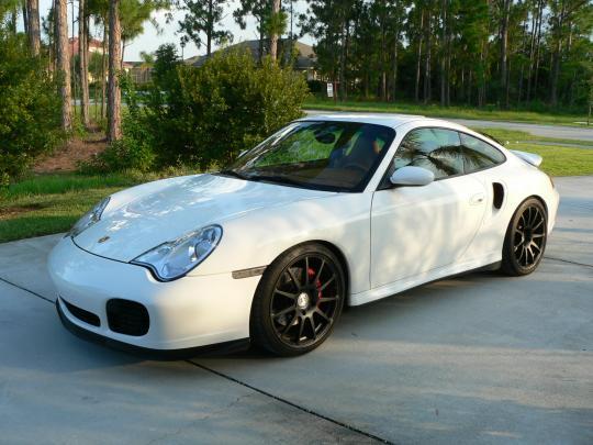 2002 Porsche 911 Photo 1