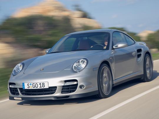 2006 Porsche 911 Carrera Photo 1