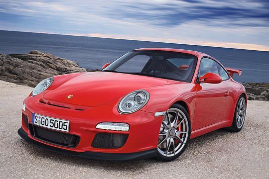 2010 Porsche 911 Photo 1