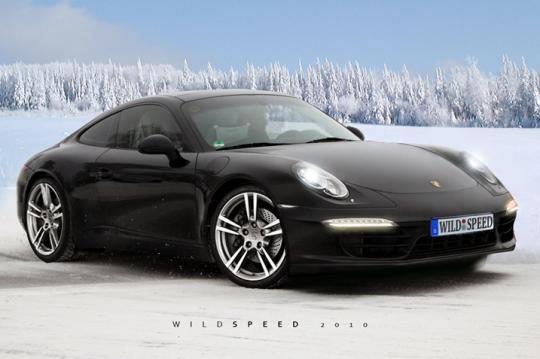 2011 Porsche 911 Photo 1