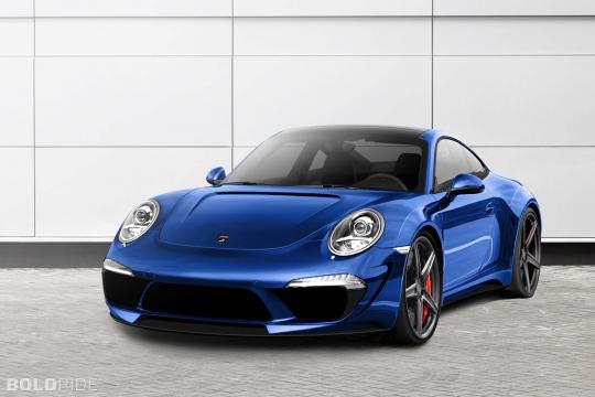 2013 Porsche 911 Photo 1