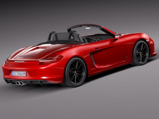 2015 Porsche Boxster Photo 1