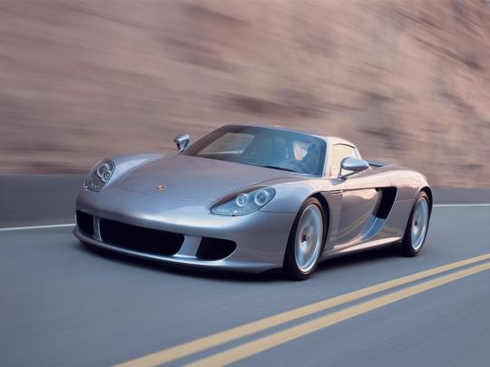 2004 Porsche Carrera GT Photo 1