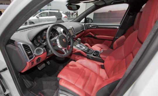 2014 porsche panamera interior car tuning - Photos Videos Interior