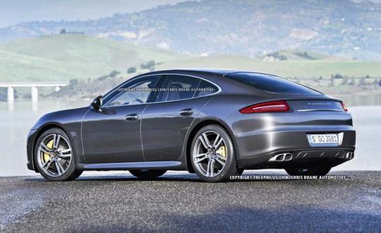 2016 Porsche Panamera  VIN WP0BC2A70GL075037  AutoDetectivecom