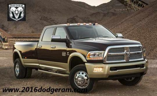 2016 RAM 3500 Tradesman Regular Cab 2WD DRW Photo 1
