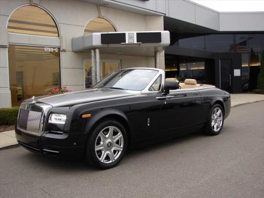 Rolls Royce Phantom 2015 Convertible