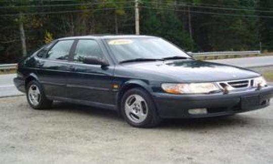 1999 Saab 9-3