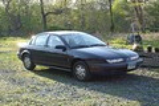 1996 Saturn S-Series