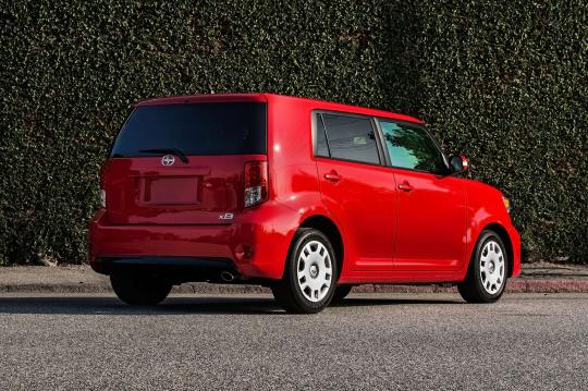 2015 scion xb vin jtlze4fe2fj073770. Black Bedroom Furniture Sets. Home Design Ideas