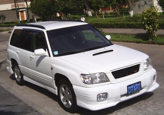 2000 Subaru Forester Vin Jf1sf6557yh724804