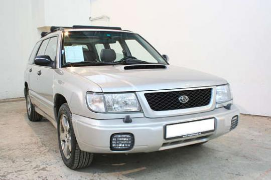2000 Subaru Forester Vin Jf1sf6359yh705769