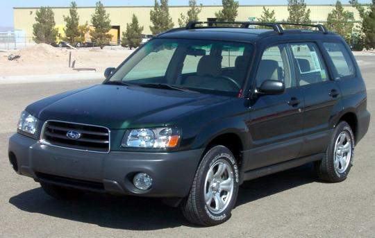 2003 Subaru Forester Vin Jf1sg63683h772345