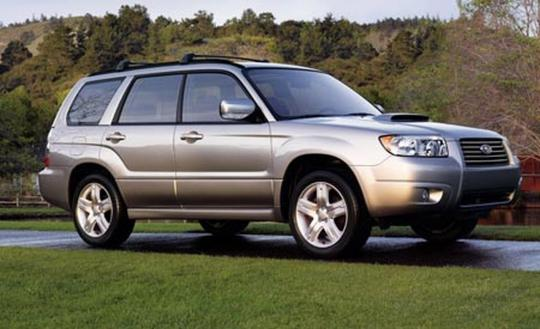 2007 Subaru Forester Vin Jf1sg63687h704911