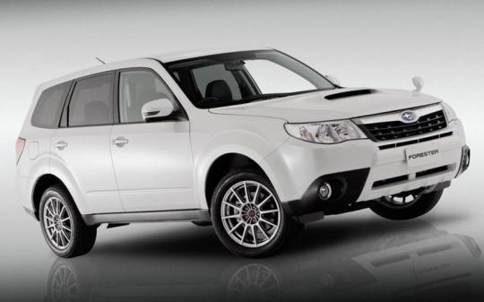 2011 Subaru Forester Photo 1