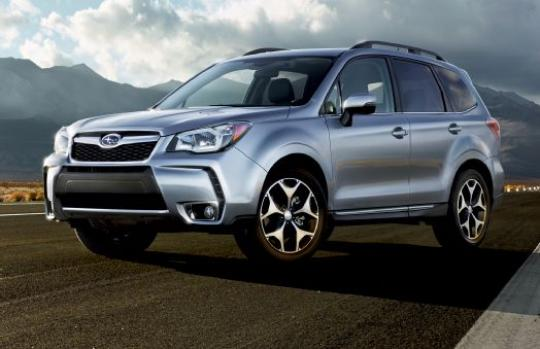 2016 Subaru Forester Specs Prices Vins Recalls Autodetective