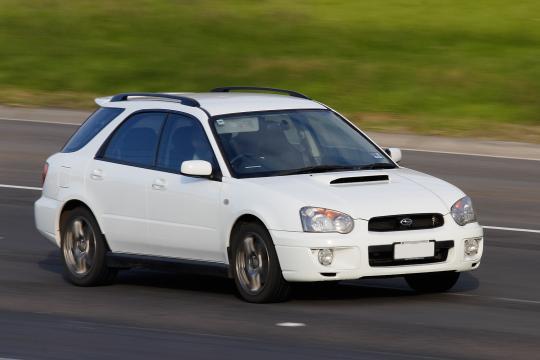 2005 Subaru Impreza Photo 1