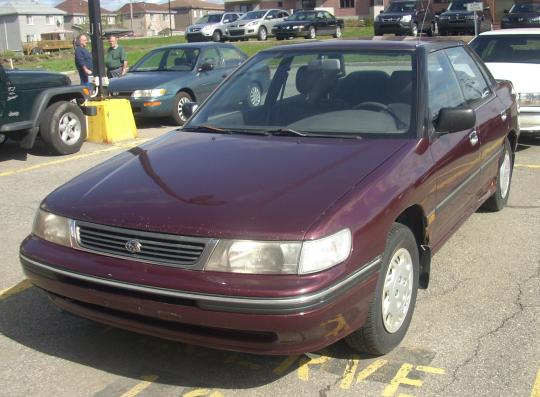 1993 Subaru Legacy Photo 1
