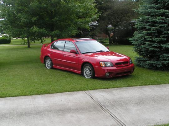 2000 Subaru Legacy Vin 4s3bh6355y6313498 Outback