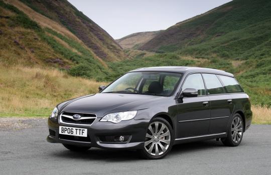 2006 Subaru Legacy Vin 4s3bp676864301411