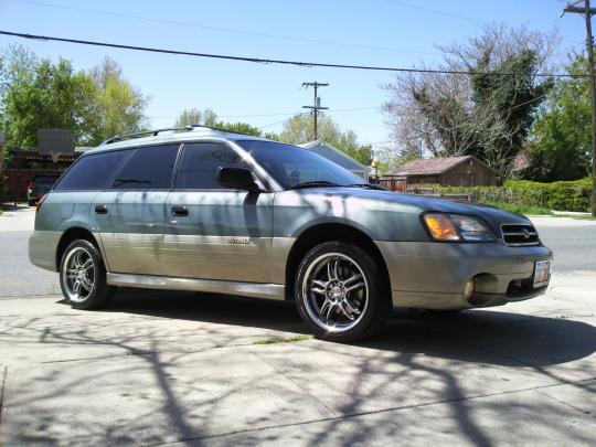 2003 Subaru Outback Vin 4s3bh675037637195