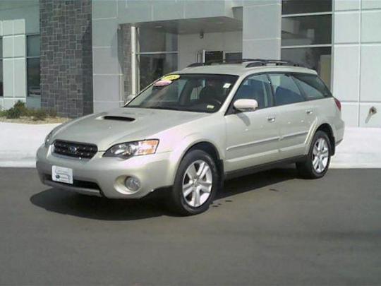 2005 Subaru Outback Sport Photo 1