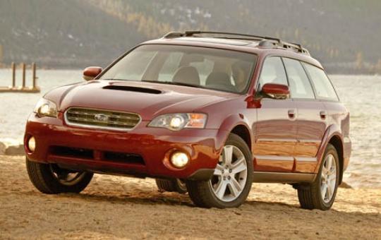 2005 Subaru Outback Vin 4s4bp67c856386111