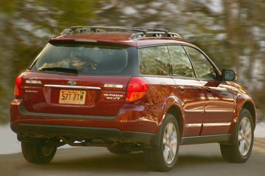 2007 Subaru Outback Vin 4s4bp61c677314054