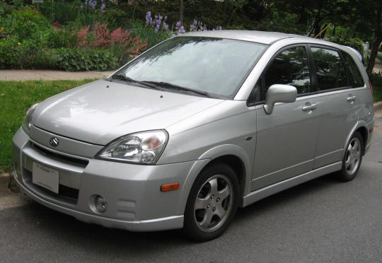 2002 Suzuki Aerio - Vin  Js2rc41h125103983