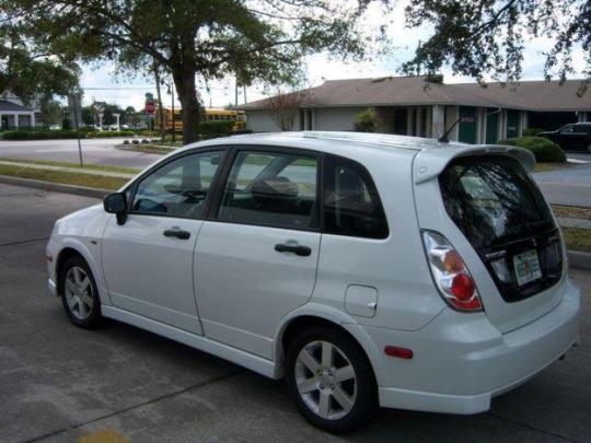 2006 Suzuki Aerio - Vin  Js2rc62h765352644