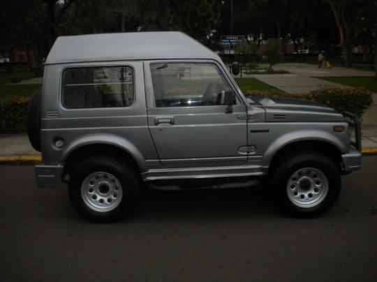 Suzuki Samurai Fuel Tank Capacity