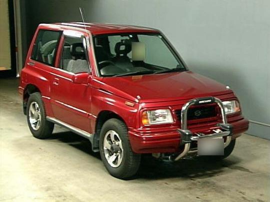 2000 Suzuki Sidekick - Photos Videos - 2000 Suzuki Sidekick