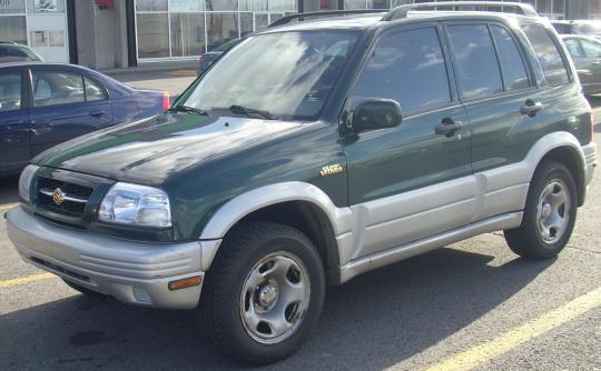 1999 Suzuki Vitara Vin 2s3ta52c6x6101609