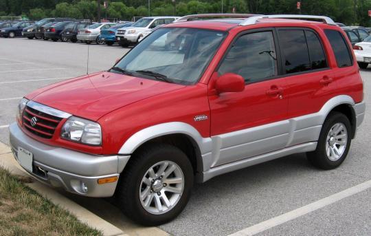Suzuki Recall By Vin