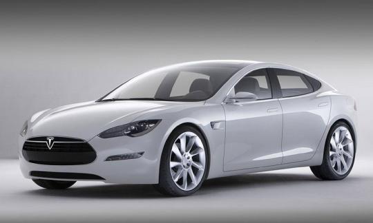 2013 Tesla Model S Photo 1