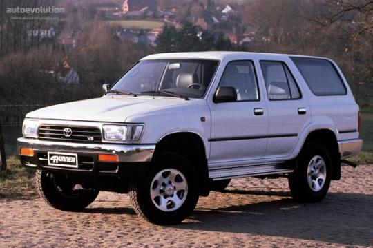 1990 Toyota 4Runner Photo 1