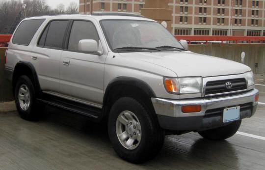 1998 Toyota 4Runner Photo 1