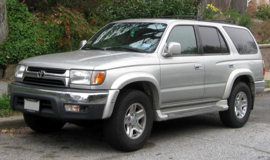 2001 Toyota 4Runner Photo 1