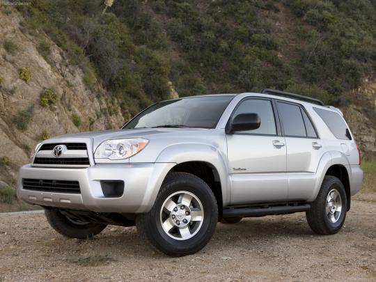 2006 Toyota 4Runner Photo 1