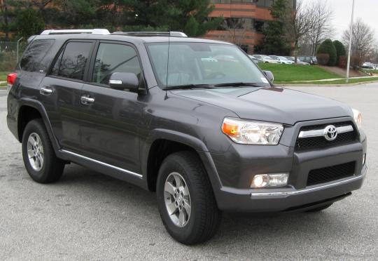 2010 Toyota 4Runner Photo 1