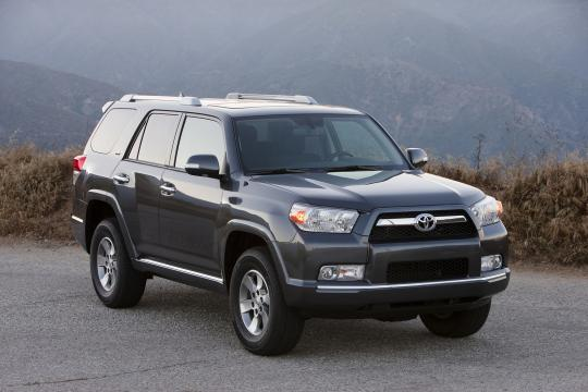 2013 Toyota 4Runner Photo 1