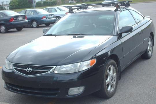 2001 toyota camry solara vin 2t1cf22p01c427204. Black Bedroom Furniture Sets. Home Design Ideas