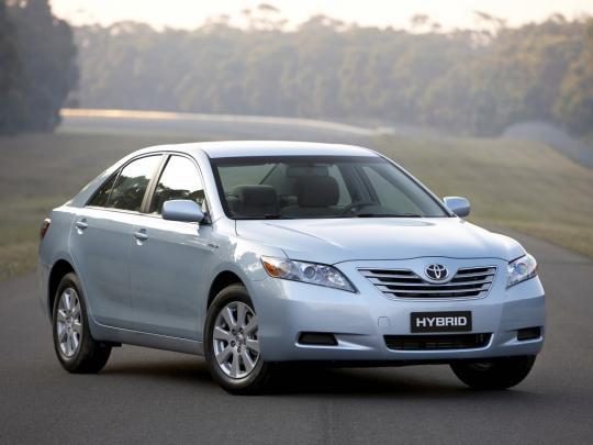 2010 Toyota Camry Hybrid Photo 1