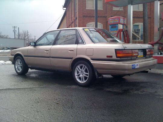 1991 Toyota Camry - Vin  4t1sv21e0mu352604